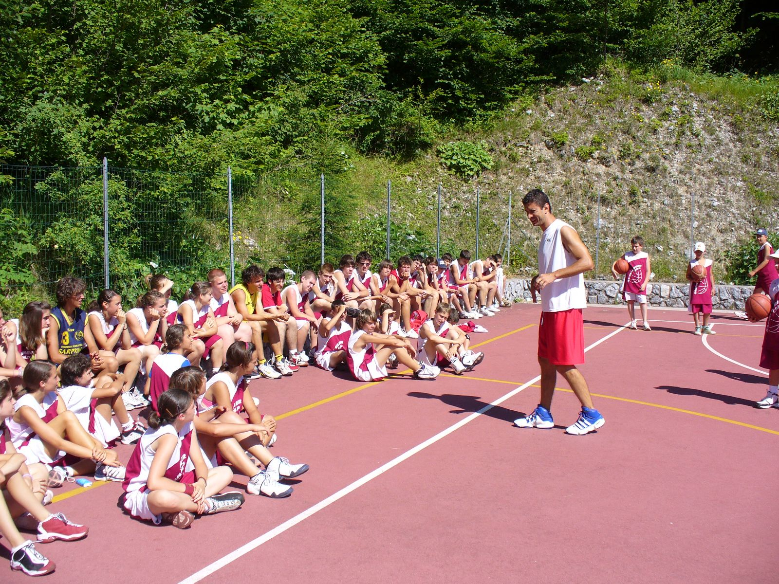 Terzo Basket Summer Camp San Martino di Venezze 2011